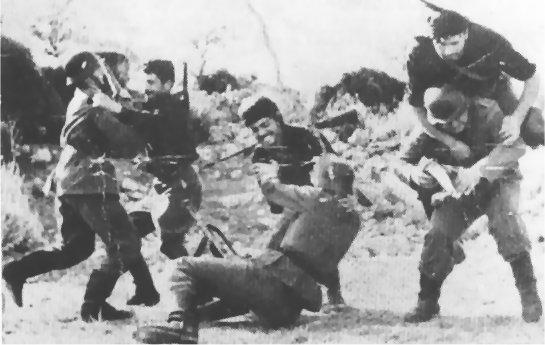 Battle of Cret. World war cretan resistance