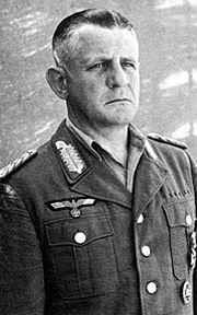 Abduction of General Heinrich Kreipe in Crete, during world war 2. Battle of Crete