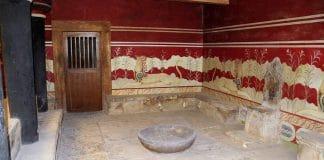 Neopalatial period of minoan Crete